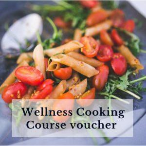 Wellness Cooking Course voucher