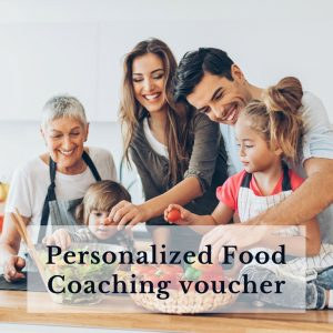 Personalized Food Coaching voucher