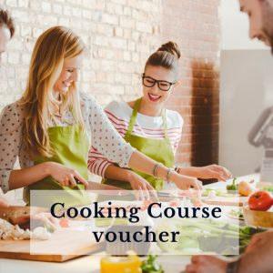 Cooking Course voucher