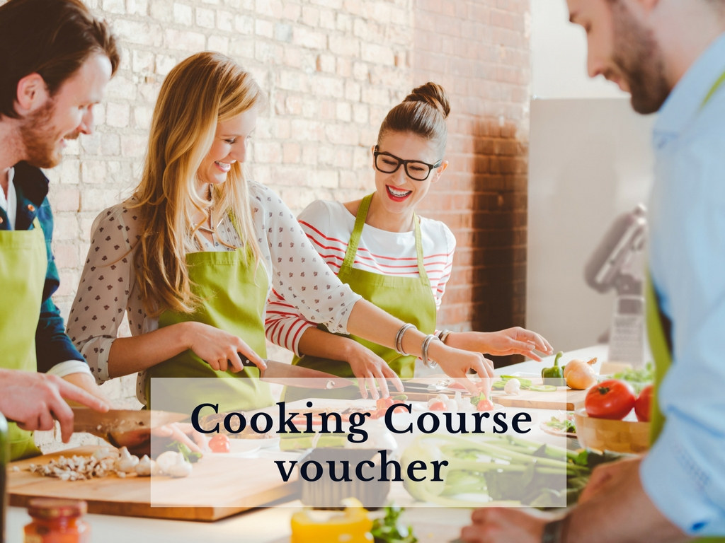 Cooking Course voucher