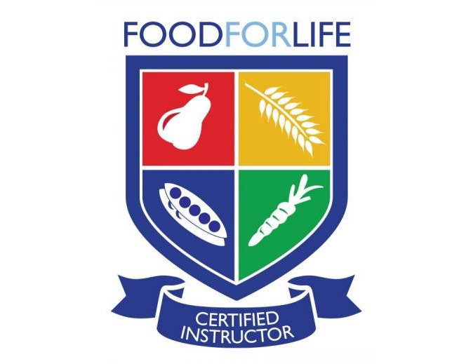 Food for Life Certified Instructor