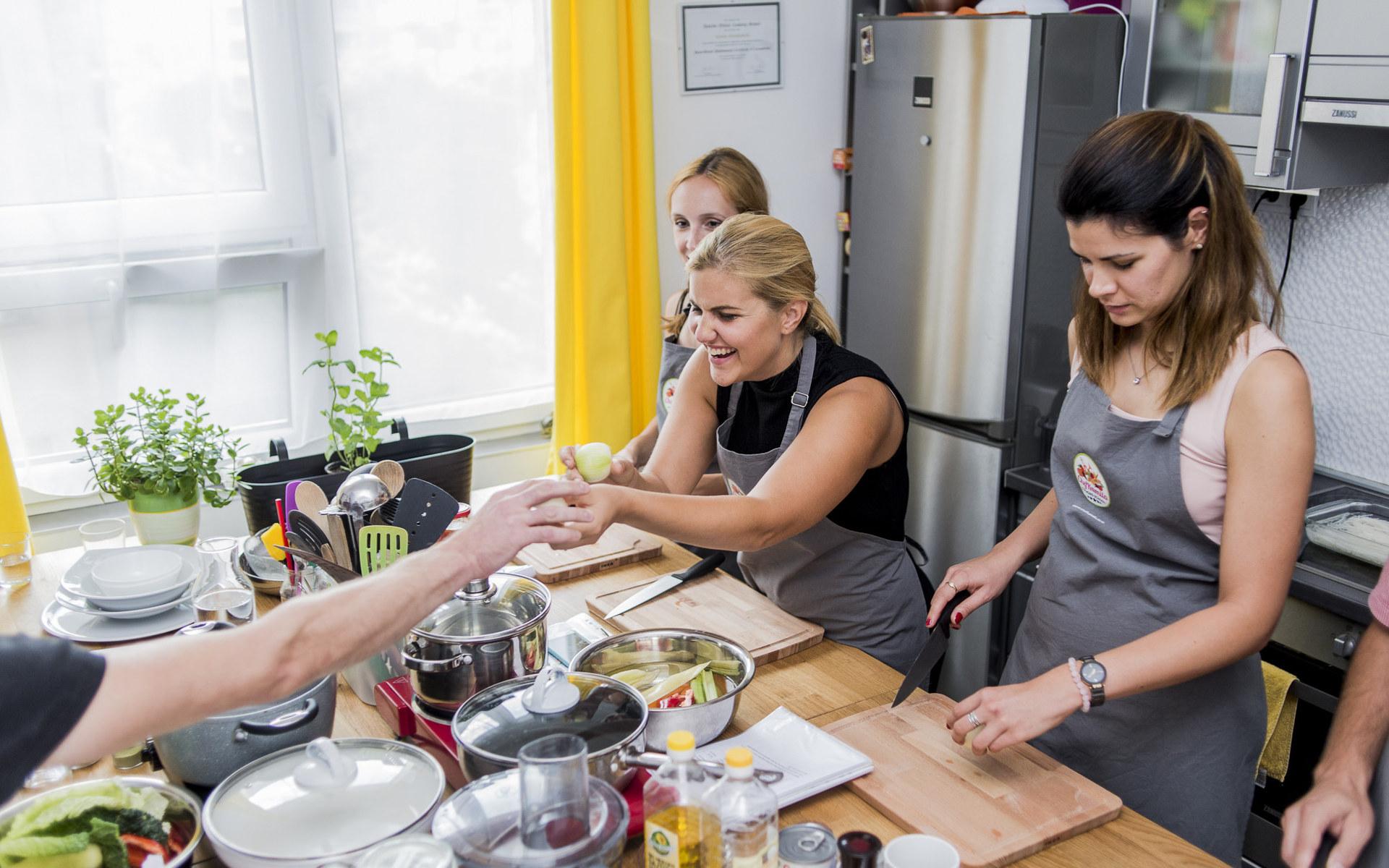 Smart Cooking Workshop