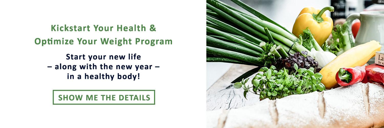 Kickstart Your Health