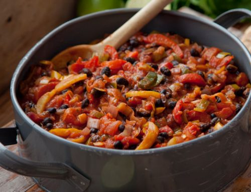 Warm up in an instant with this tasty chili!