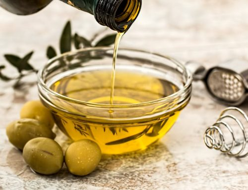 Minimize oils to lose weight & improve your health!
